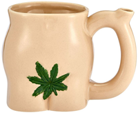Picture of ROAST & TOAST BUTT MUG PIPE