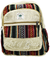 Picture of HIMALAYAN HEMP BACKPACK