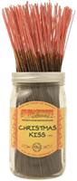 """Picture of WILD BERRY INCENSE 11"""" STICKS - CHRISTMAS KISS"""