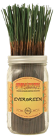 """Picture of WILD BERRY INCENSE 11"""" STICKS - EVERGREEN"""