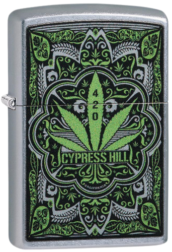 Picture of 420 CYPRESS HILL ZIPPO LIGHTER