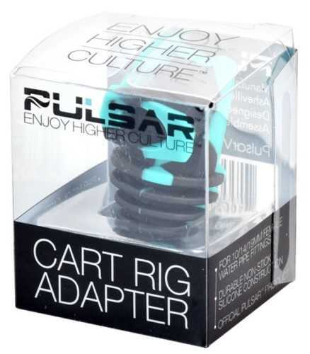 Picture of PULSAR SILICONE CART RIG ADAPTER - SINGLE