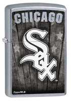Picture of MLB CHICAGO WHITE SOX ZIPPO LIGHTER