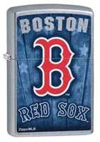 Picture of MLB BOSTON RED SOX ZIPPO LIGHTER