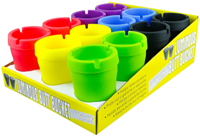 Picture of LUMINOUS BUTT BUCKET ASHTRAY (12ct DISPLAY)