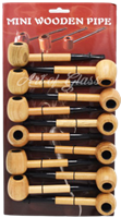 Picture of 12ct WOODEN PIPES