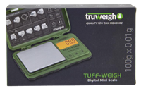 Picture of TRUWEIGH TUFF-WEIGH 100g x 0.01g (GREEN)