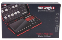 Picture of TRUWEIGH TUFF-WEIGH 100g x 0.01g (RED)