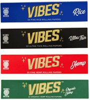 Picture of VIBES PAPERS KING SIZE SLIM - 50ct