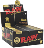 Picture of RAW BLACK KING SIZE SLIM PAPERS (50ct)