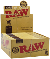 Picture of RAW CLASSIC PAPER KING SIZE (50CT)