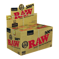Picture of RAW 1 ¼ PAPERS 500'S (20ct.)