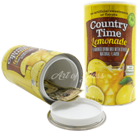 Picture of COUNTRY TIME LEMONADE STASH CAN