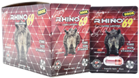 Picture of RHINO 69 MALE PERFORMANCE ENHANCEMENT DISPLAY 24ct