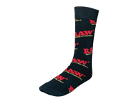 Picture of BLACK RAW SOCKS