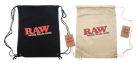 Picture of RAW DRAWSTRING BAG
