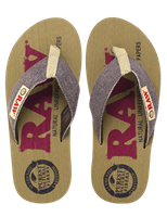 Picture of RAW FLIP FLOPS