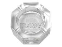 Picture of RAW LEAD FREE CRYSTAL ASHTRAY