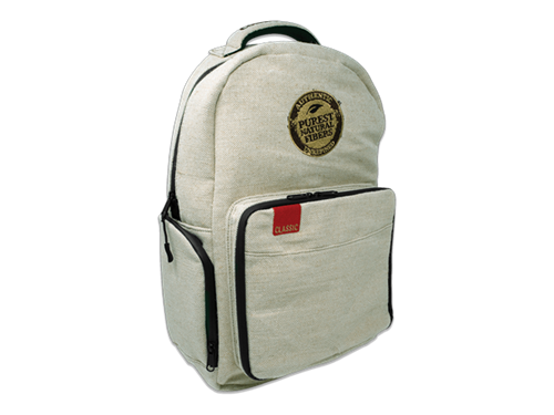 Picture of RAW LOW KEY BURLAP BACKPACK