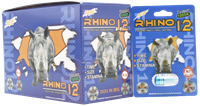 Picture of RHINO 12 MALE ENHANCEMENT (24ct.)