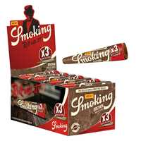 Picture of SMOKING BROWN CONES - KING SIZE - 3pk. 50ct.