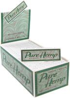 Picture of PURE HEMP CLASSIC SINGLE WIDE ROLLING PAPERS