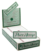 """Picture of PURE HEMP CLASSIC 1 1/4"""" ROLLING PAPERS"""