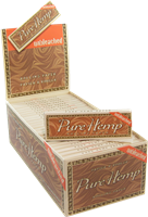 Picture of PURE HEMP UNBLEACHED SINGLE WIDE ROLLING PAPERS