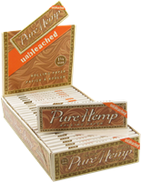 """Picture of PURE HEMP UNBLEACHED 1 1/4"""" ROLLING PAPERS"""