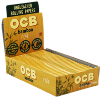 """Picture of OCB BAMBOO PAPERS - 1 1/4"""""""