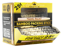 Picture of KING PALM BAMBOO PACKING STICK DISPLAY